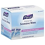 Purell® 18 Count Deep Clean Wipes