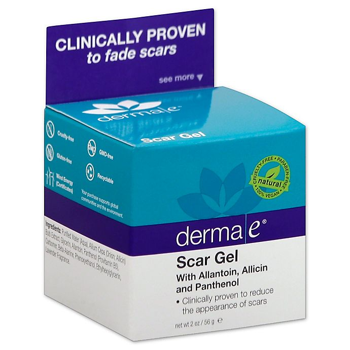 Alternate image 1 for Derma e® 2 oz. Scar Gel