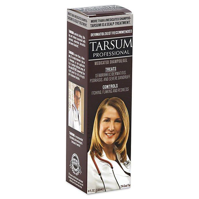 Alternate image 1 for Tarsum Professional 4 fl. oz. Shampoo and Gel