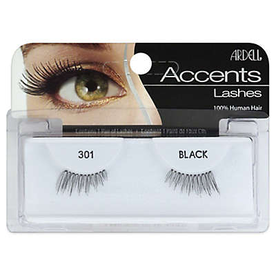 Ardell AII Lash Accents in Black 301