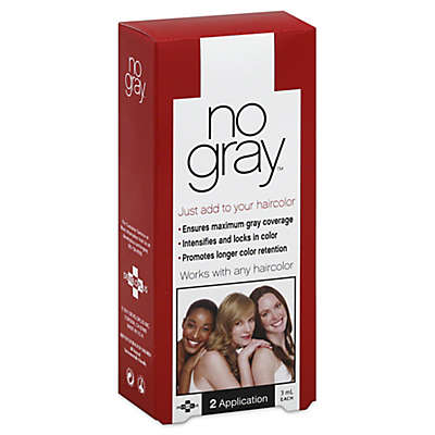 No Gray™ 2-Count 3mL Hair Application