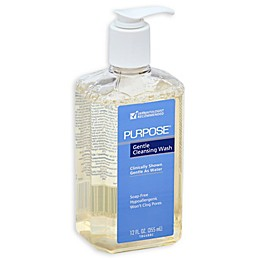 Purpose® 12 fl. oz. Gentle Cleansing Wash Pump Bottle