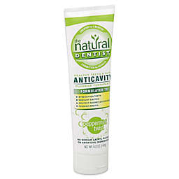 The Natural Dentist® 5 oz. Anticavity Fluoride Toothpaste in Peppermint Twist