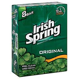 Irish Spring® 8-Pack Deodorant Bar Soap in Original Scent