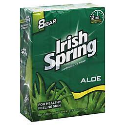 Irish Spring® 8-Pack Deodorant Bar Soap in Aloe Scent
