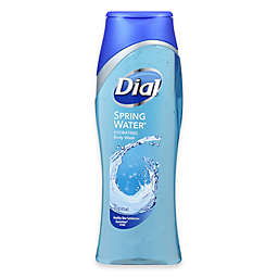 Dial® Spring Water® 16 fl. oz. Hydrating Body Wash