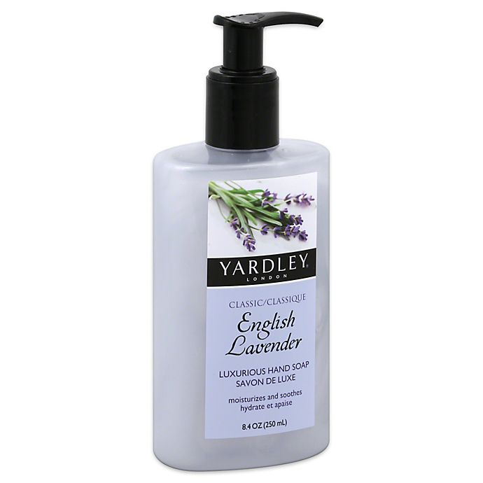 Alternate image 1 for Yardley 8.4 oz. Liquid Soap in English Lavender