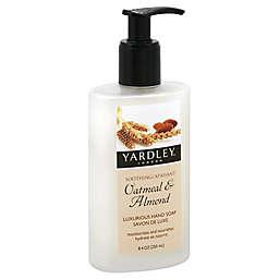 Yardley 8.4 oz. Liquid Soap in Oatmeal & Almond