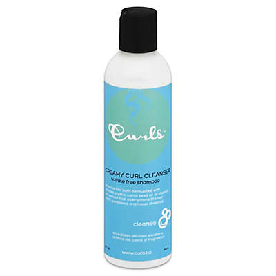 Curls 8 oz. Creamy Curl Cleanser