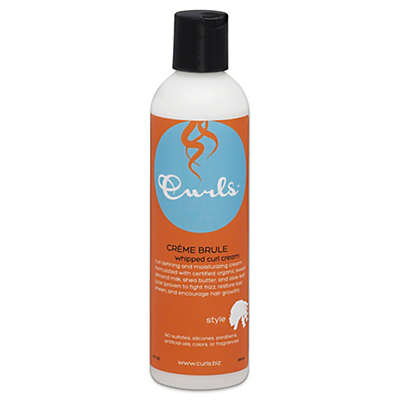 Curls 8 oz. Cream Brule