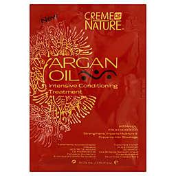 Crème of Nature 1.75 oz. Argan Oil Conditioning Treatment Pack