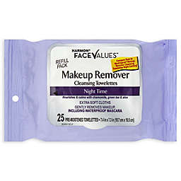 Harmon® Face Values™ 25-Count Makeup Remover Night Towelettes