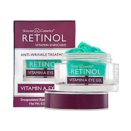 Skincare Cosmetics® Retinol Vitamin-Enriched .5 oz. Eye Gel