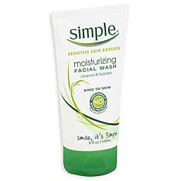 Simple® 5 fl. oz. Moisturizing Facial Wash