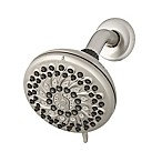 Waterpik® Elite™ Carson 9-Setting Fixed Showerhead with PowerPulse™