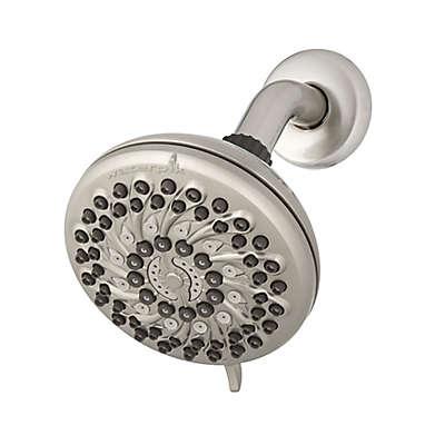 Waterpik® Elite™ Carson 9-Setting Fixed Showerhead with PowerPulse™