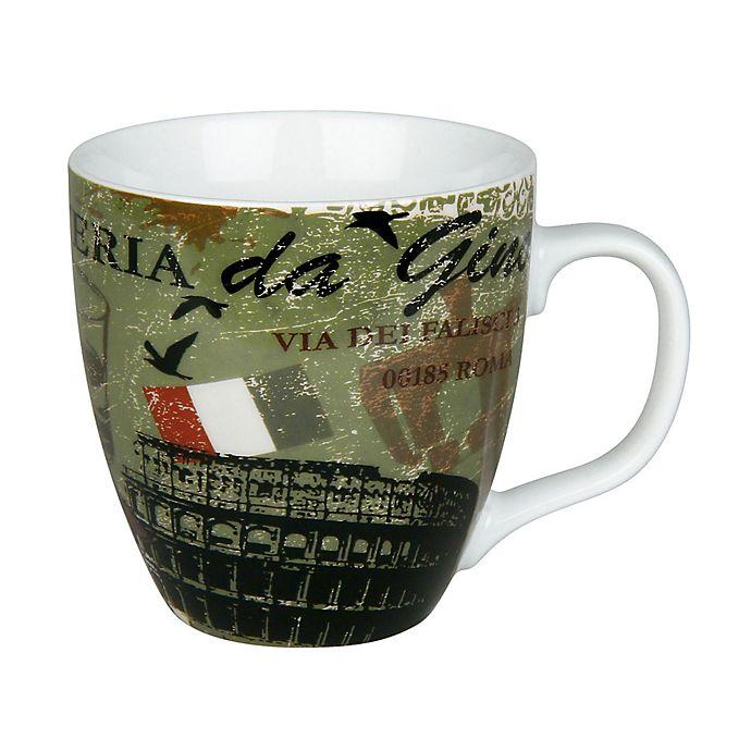 Alternate image 1 for Konitz Cosmopolitan Italy Mugs (Set of 4)