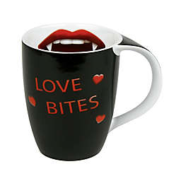 "Konitz ""Love Bites"" Vampire Mugs (Set of 4)"