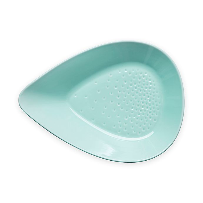 Alternate image 1 for Sagaform Piccadilly Serving Plate in Turquoise