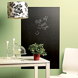 Wallies Peel & Stick Large Chalkboard Decal
