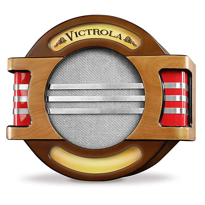 Alternate image 1 for Victrola™ Nostalgic Wall Mount Bluetooth Speaker