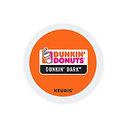 Dunkin' Donuts® Dark Roast Coffee Keurig® K-Cup® Pods 16-Count