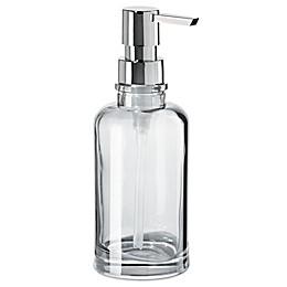 OGGI® Round Glass 12 oz. Soap Dispenser