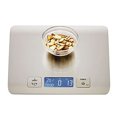 Sabatier® Stainless Steel Electronic Kitchen Scale