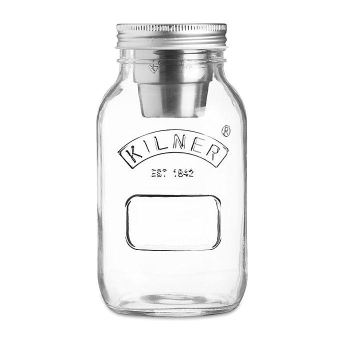 Alternate image 1 for Kilner® 1 Liter On the Go Food Jar