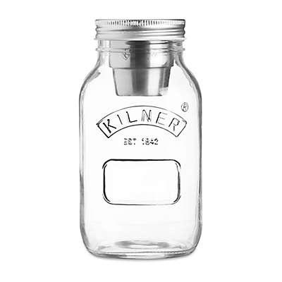 Kilner® 1 Liter On the Go Food Jar