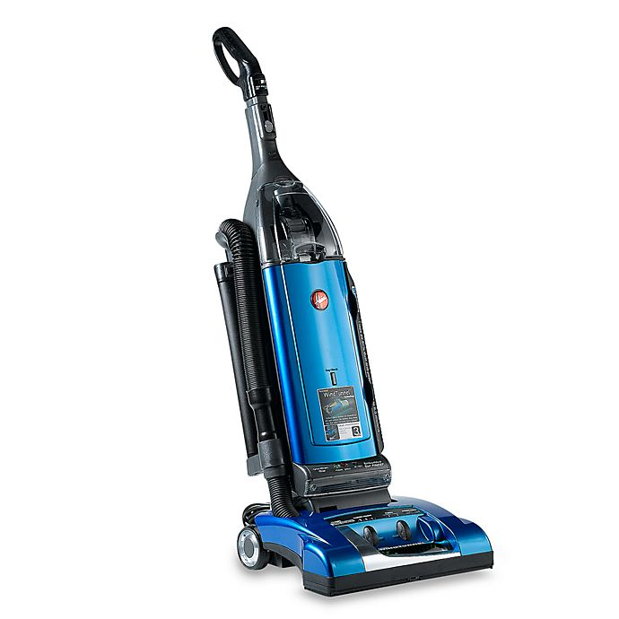 Hoover Anniversary Windtunnel Self Propelled Bagged Upright Vacuum