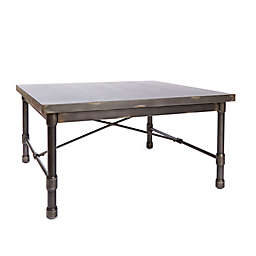 Silverwod Oxford Industrial Collection Square Coffee Table