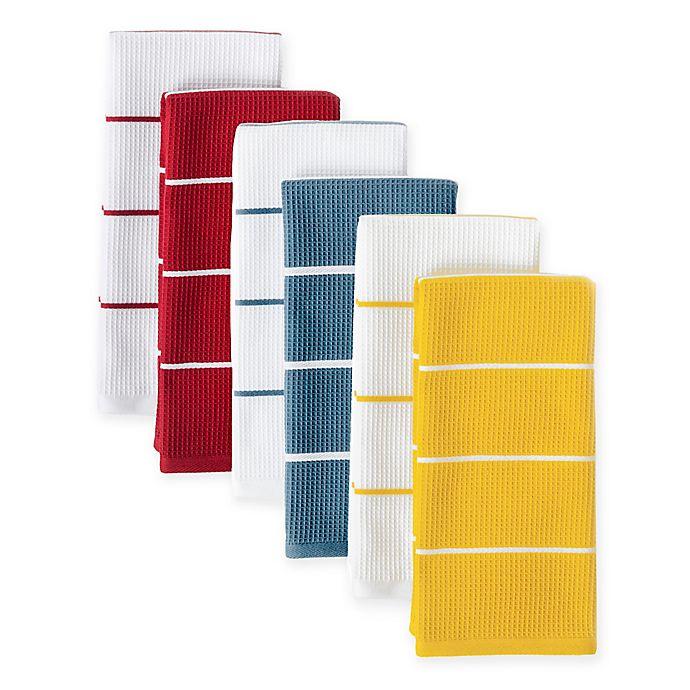 Kitchen Bath Beyond: Noritake® Colorwave Dual Purpose Kitchen Towels (Set Of 2