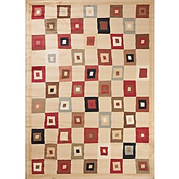 Concord Global Soho Village Square Area Rug