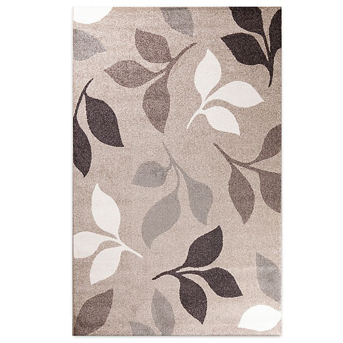 Alternate image 1 for Concord Global Casa Collection Canyon 5-Foot 3-Inch x 7-Foot 3-Inch Rug in Beige