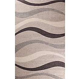 Concord Global Casa Contour Rug in Beige
