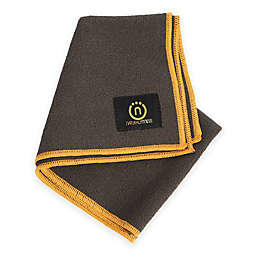 Yoga Mat Towel in Carbon/Sun