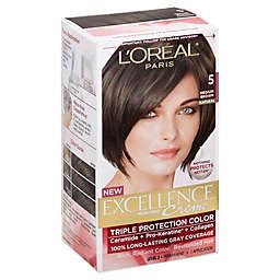 L'Oréal Paris Excellence Crème Triple Protection Hair Color 5 Medium Brown