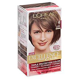 L'Oréal Paris Excellence Crème Triple Protection Hair Color 6 Light Brown