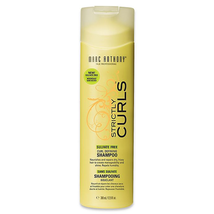 Alternate image 1 for Marc Anthony Strictly Curls 12.9 oz. Defining Shampoo