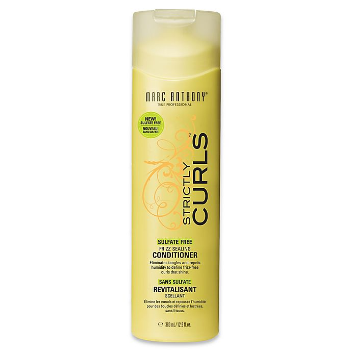 Alternate image 1 for Marc Anthony Strictly Curls 12.9 oz. Frizz Conditioner