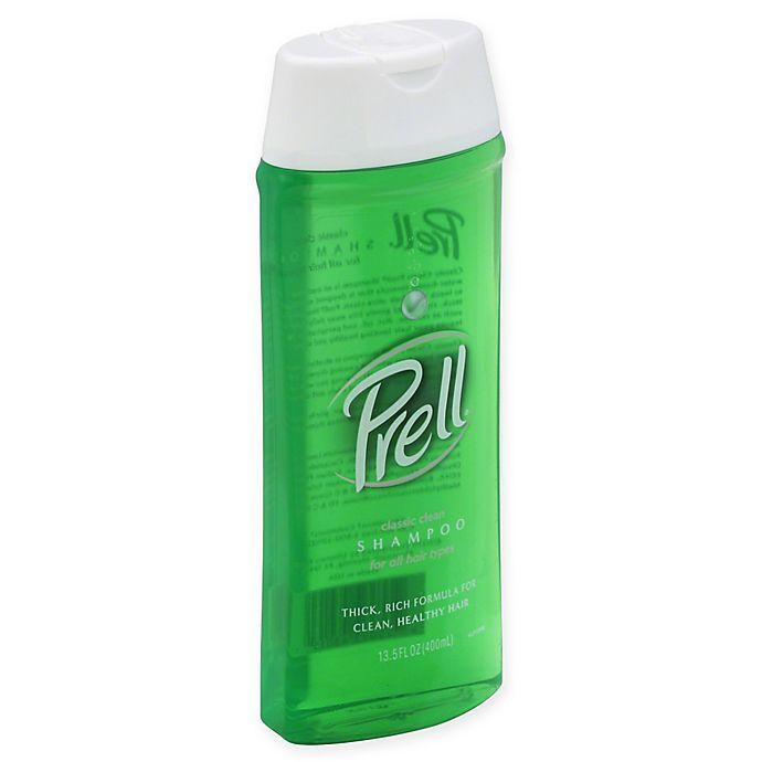 Alternate image 1 for Prell® 13.5 fl. oz. Classic Clean Original Shampoo