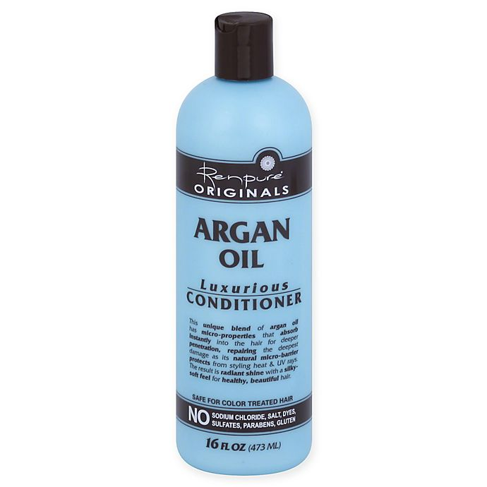 Renpure Originals 16 Oz Argan Oil Conditioner Bed Bath Beyond