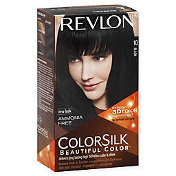 Revlon® ColorSilk Beautiful Color™ Hair Color in 10 Black