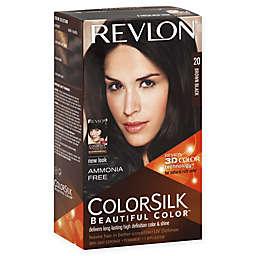 Revlon® ColorSilk Beautiful Color™ Hair Color in 20 Brown Black