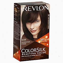 Revlon® ColorSilk Beautiful Color™ Hair Color in 32 Dark Mahogany Brown