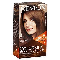 Revlon® ColorSilk Beautiful Color™ Hair Color in 54 Light Golden Brown