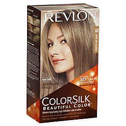 Revlon® ColorSilk Beautiful Color™ Hair Color in 60 Dark Ash Brown