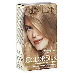 Revlon® ColorSilk Beautiful Color™ Hair Color in 70 Medium Ash Blonde