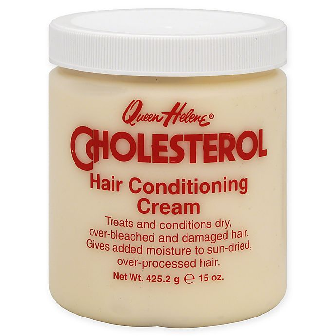 Alternate image 1 for Queen Helene 15 oz. Cholesterol Hair Conditioning Cream